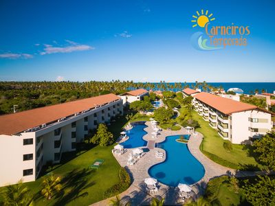Photo for 1 Bedroom - Sheep Beach Resort (up to 6 people and ground floor)