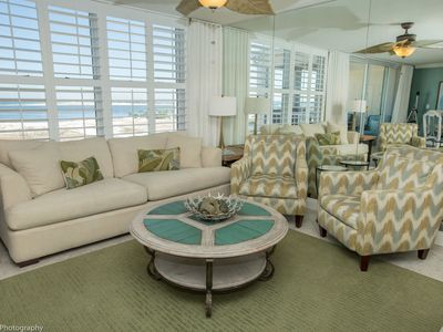 Photo for Magnolia House 602 is Luxury 2 BR with Penthouse Views