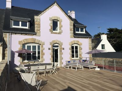 Photo for 5BR House Vacation Rental in Ploemeur, Bretagne