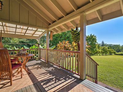 Photo for 1BR Cottage Vacation Rental in Pahala, Hawaii
