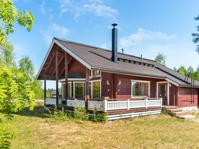 Photo for Vacation home Iskänmökki in Nilsiä - 8 persons, 3 bedrooms