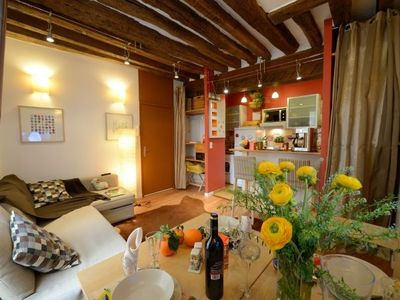 Photo for Paris 03 Temple Apartment, Sleeps 4 with WiFi