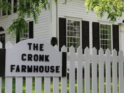 Photo for The Cronk Farmhouse built in 1802