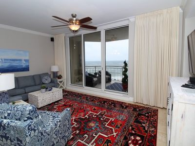 Photo for Indigo East 605 - Gorgeous Beach Front Unit with Fabulous Views!