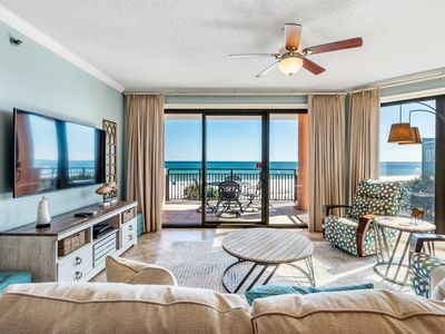 304W - Gorgeous 2BR Condo with Front & Center Gulf Views!
