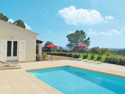 Photo for Vacation home in Flayosc, Côte d'Azur hinterland - 8 persons, 4 bedrooms