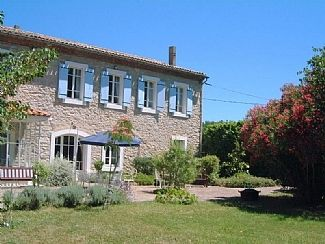 Photo for Spacious Property with Private Pool and Gardens, near the river Aude.
