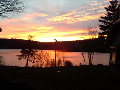 Photo for Lake Cottage Retreat on Harrisville Pond in the Monadnock Region of NH