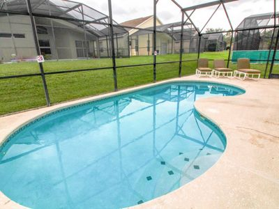Photo for Villa Close to Disney - Private Pool, Games Room