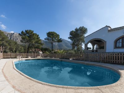 Photo for BOHEMIA - Villa with private pool in La Drova.