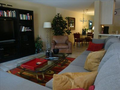Photo for Charming, Quiet Palm Springs Condo with Garden Like Setting