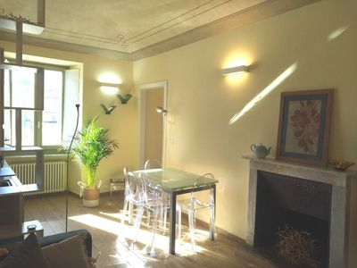 Photo for SuperOffer! La Casa del Sole: for a fabulous stay in the center of Turin!