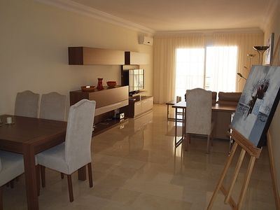 Photo for 3 bedrooms apartment close to the beach and marina