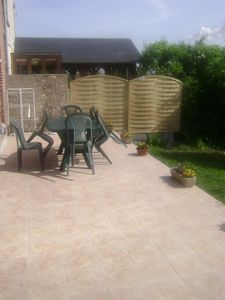 Photo for 2BR House Vacation Rental in Cricquebœuf, Normandie