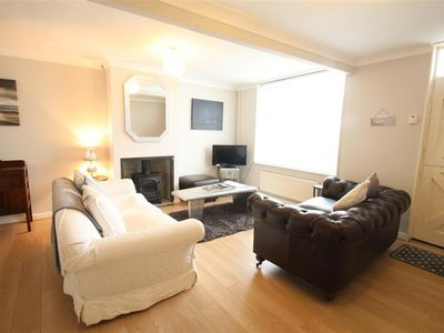 Photo for With amazing sea views, Swn Y Mor offer spacious contemporary interiors for modern day holiday livin