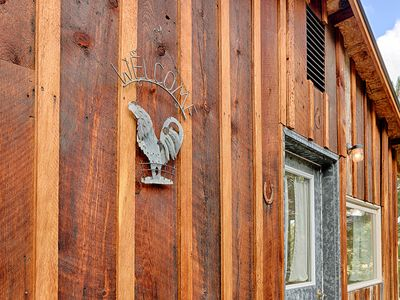 Photo for On the Frontier Cabin at Eden Valley Guest Ranch (accessible)