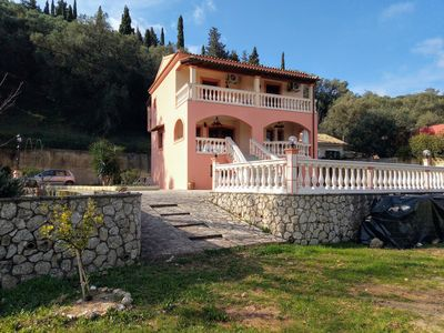 Photo for Villa Silvia,a detached house with a wonderful view