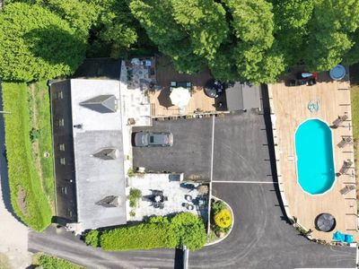Photo for Stunning Mill House in tranquil location with pool