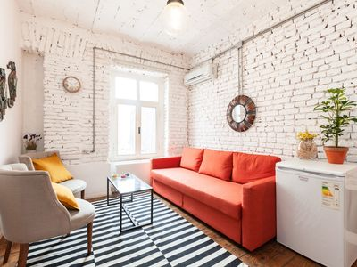 Photo for 1BR Apartment Vacation Rental in istanbul, beyoglu