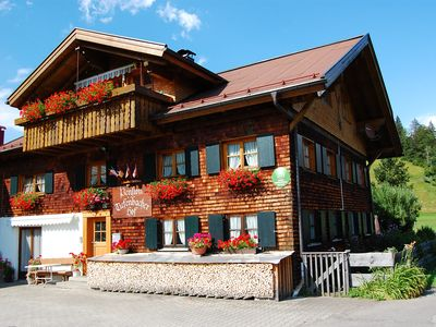 Photo for 2BR Apartment Vacation Rental in Oberstdorf, BY