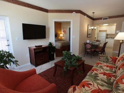 Photo for Luxury 2BR Suite at Vacation Village at Weston