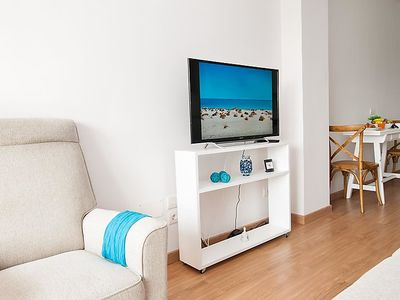Photo for Apartment Neptuno City Beach front Apartment in Las Palmas - 2 persons, 1 bedrooms