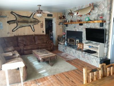 Photo for 3BR Cottage Vacation Rental in Allegan, Michigan