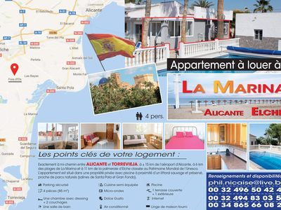 Photo for Apartment For Rent In La Marina
