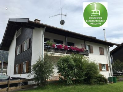 Photo for *** Oberstdorf: Quiet, centrally located apartment with beautiful mountain views