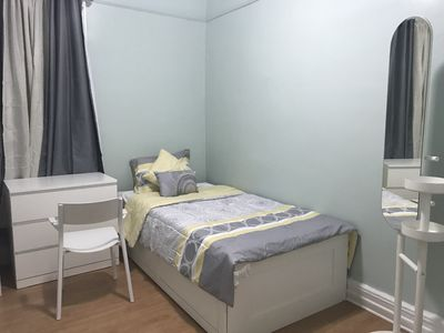 2nd Bedroom with pull-up Bed for 2nd Person