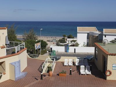 Photo for Beachfront Holiday Apartment, Only 50 Meters From The Beach, Free Wifi (5 GB)