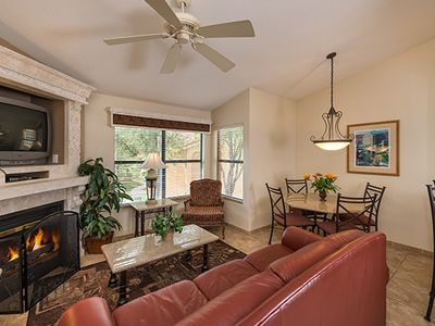 Photo for Stunning Condo w/ Free Shuttle to Strip, Resort Putting Green & Outdoor Pool