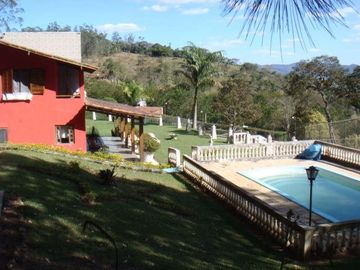 Magnificent farm in Atibaia for rest and recreation - 3 suites