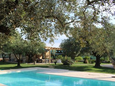 Photo for 2 bedroom Villa, sleeps 5 in Carpignano Salentino with Pool, Air Con and WiFi