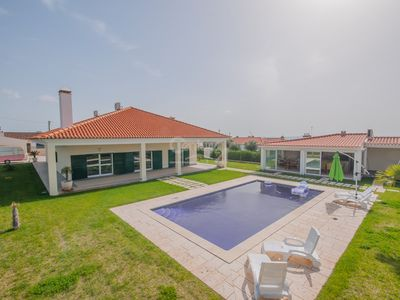 Photo for HOUSE WITH SWIMMING POOL AND BARBECUE