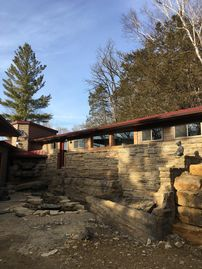 Taliesin, Spring Green, WI, USA