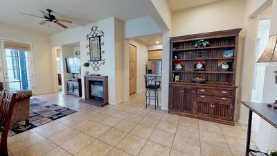 Photo for 3 Bed, 3 Bath Single Story Legacy Villas Townhome with an Attached Garage