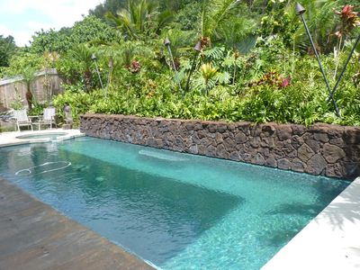 Photo for Beautiful Home With Pool 1 Block  To Beach