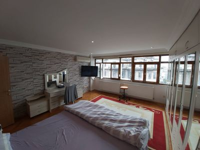 Photo for Taksim Square and Bosphorus in a Single Cosy Place