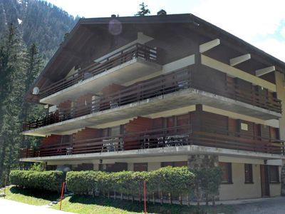 Photo for Apartment Arola in Champex - 5 persons, 3 bedrooms