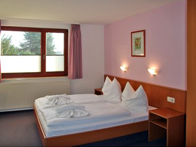 Photo for Double room on the ground - Pension in Dierhagen village