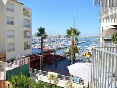 Photo for Apartment Cap d'Agde, 1 room, 4 persons