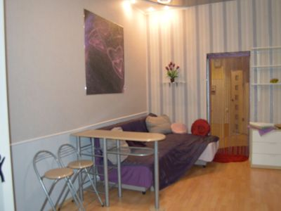 Photo for Cozy Studio apartment in Lviv city down town location.