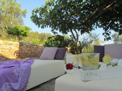 Photo for 4BR Farmhouse Vacation Rental in Sant Mateu d'Aubarca