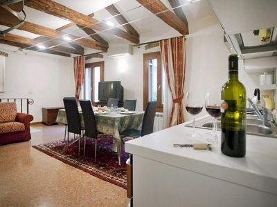 Photo for SIMEONE IV GRANDE, a comfortable apartment in a house