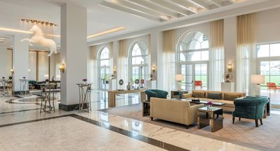 Photo for The Mirage at Lifestyle Luxury Resort – Al Habtoor #Junior Suite
