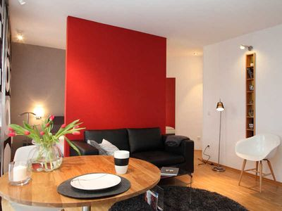 Photo for City apartment - 1.5 room apartment, about 35sqm for max. 2 persons