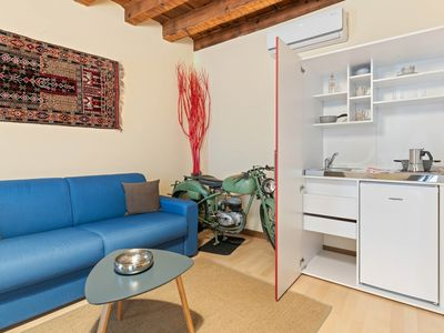 Photo for 1BR Apartment Vacation Rental in Salò, Lo