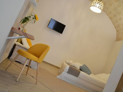 Photo for air-conditioned apartment in Valenzano with wi-fi, just 7 km from Bari