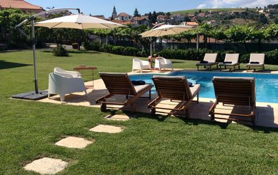 Photo for Magnificent and authentic country villa located in Douro Valley